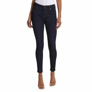 True Religion Jennie High Rise Curvy Jeans Size 25